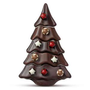 The Truffle Chocolate Christmas Tree £16.95 delivered @ Hotel chocolat
