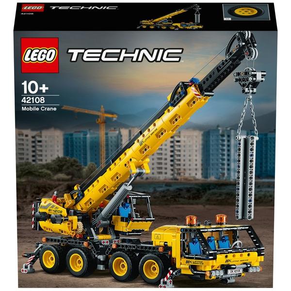 LEGO 42108 Technic Mobile Crane £80.99 @ Smyths Toys