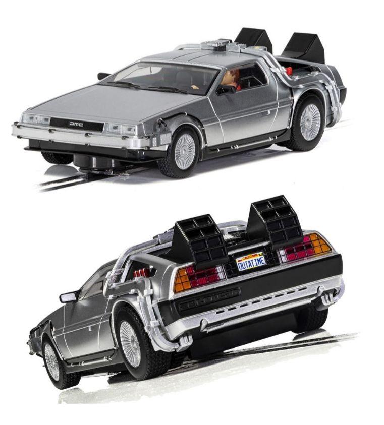 Scalextric Slot Car C4117 DeLorean Back To The Future £41.39 (Pre-Order) @ Jadlam Toys