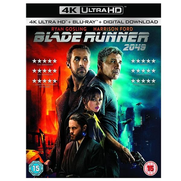 Blade Runner 2049: 4K UHD + Blu-ray + Digital Download £9.49 @ 365games