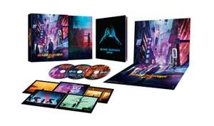 Blade Runner 2049 4K Ultra HD Blu-ray + Art Cards + Booklet + poster £17.49 @ HMV