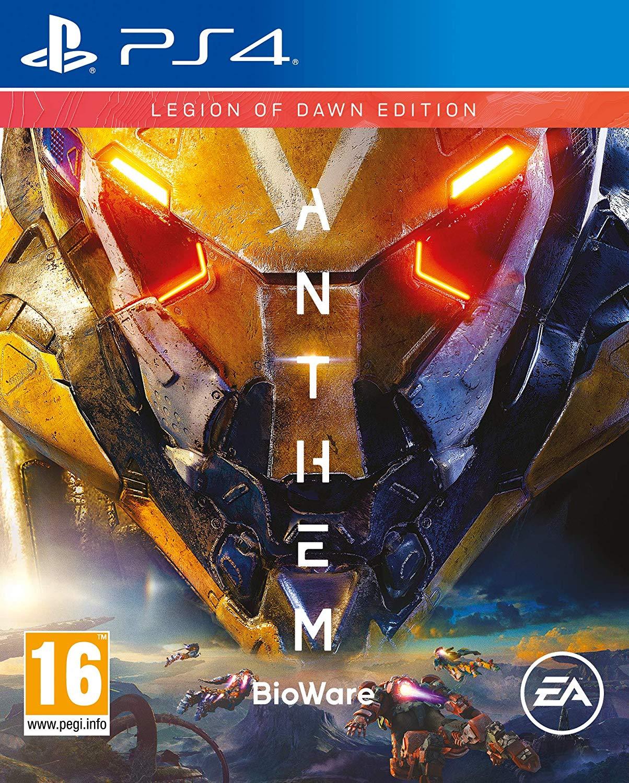 Anthem: Legion of Dawn Sony (PS4) - £4.99 delivered @ Argos eBay