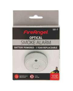 FireAngel Optical Smoke Alarm for £2.99 in Aldi