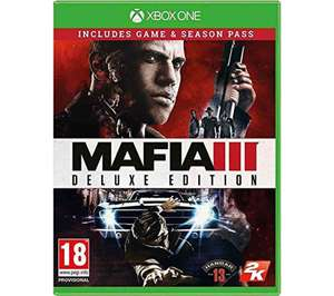 XBOX ONE Mafia III Deluxe Edition + 6 Months Free Spotify £7.97 Free C&C @ Currys/PC World