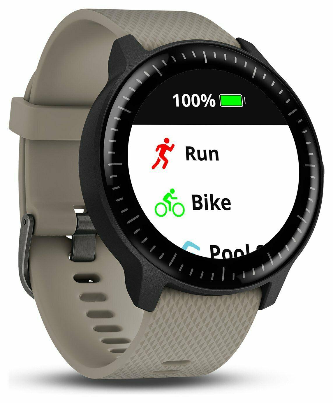 Garmin Vivoactive 3 Music Smart Watch - Sandstone £124.99 @ Argos / Ebay