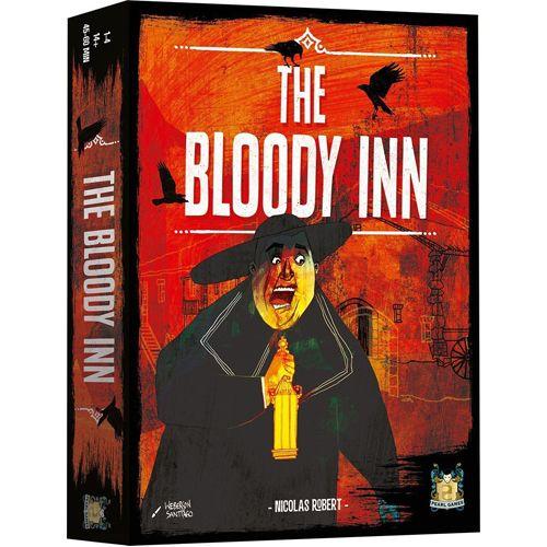 The Bloody Inn £10.40 plus £2.99 shipping zatu games