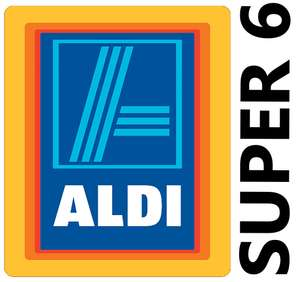 ALDI Deals - 2 Sweet Pointed Peppers 69p, Lychees 69p, Salad Potatoes 69p, Pears 69p, Lychees 69p, Salad Potatoes 69p