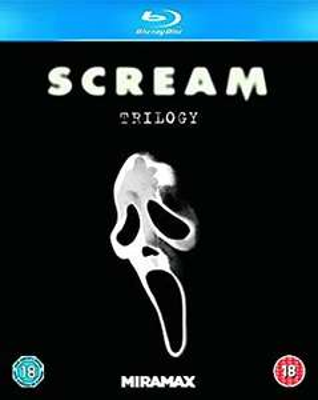 Scream trilogy blu ray £6.63 @ Amazon prime (£2.99 p&p non prime)
