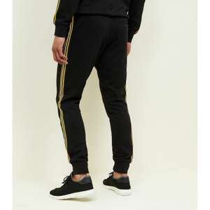 New Look Stripe Tape Side Men's Joggers. All sizes but large available £3 newlookfashion / ebay
