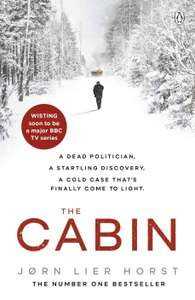 The Cabin (The Cold Case Quartet Book 2) by Jorn Lier Horst - Kindle edition note 99p at Amazon