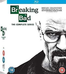 Breaking Bad - The Complete Series [Blu-ray] [2018] £26.03 @ Amazon