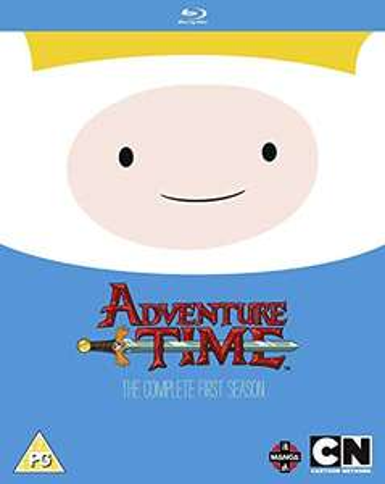 Adventure Time Season 1, 2 and 3 (Blu-Ray) £7.39 each (Prime) / £10.38 (non Prime) @ amazon.co.uk