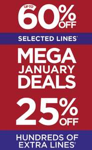 Up to 60% off at H Samuels New lines added