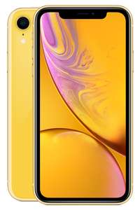 iPhone XR 64GB 45GB Data Unlimited Minutes Unlimited Texts £36/24m + £19 upfront with code at EE with Affordable Mobiles