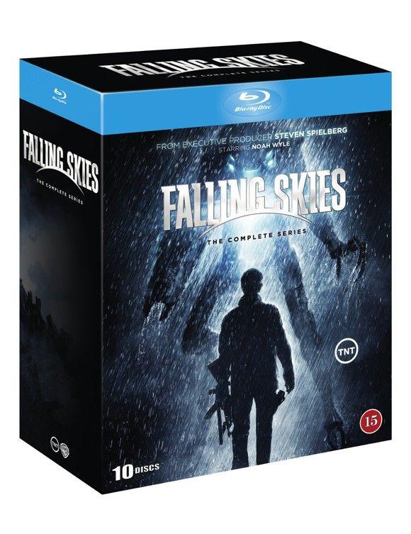 Falling skies complete blu ray boxset (DANISH) £19.99 @ Coolshop