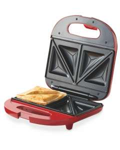 Ambiano Sandwich Maker 750w - Red £3.50 at Aldi instore