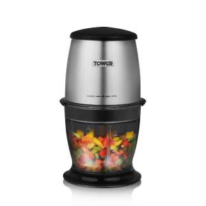 Tower T12009 Spice Grinder and Chopper now £12 free click and collect at Robert Dyas