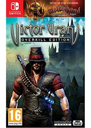 Victor Vran Overkill Edition - Nintendo Switch - Base.com £18.39