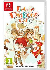 Little Dragons Cafe - Nintendo Switch £11.99 @ Base
