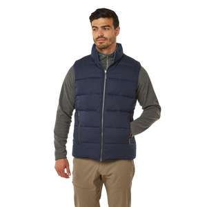 Craghoppers Campellio downlike vest for £36 click & collect @ Craghoppers