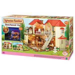 Sylvanian Families Beechwood Hall now £26.99 delivered at Amazon