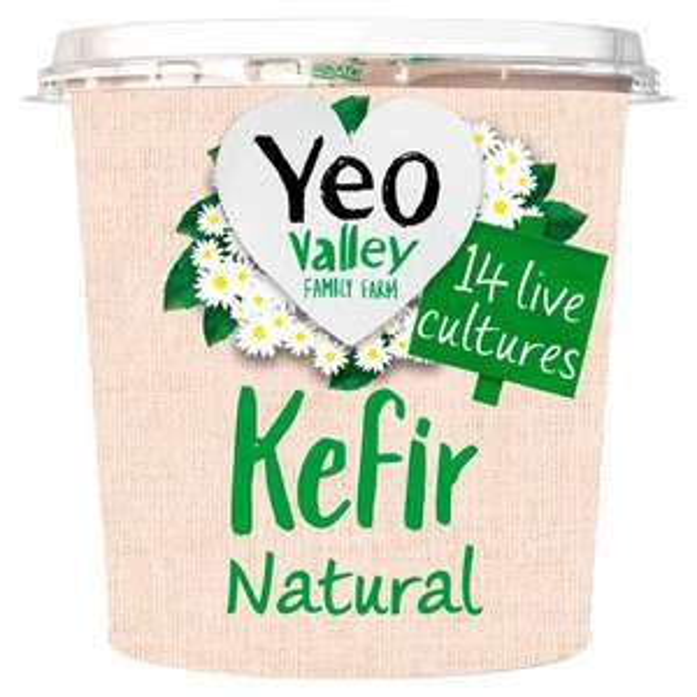 Yeo Valley Kefir Natural Organic Yogurt 350g - £1 @ Morrisons