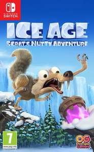Ice Age Scrat's Nutty Adventure for Nintendo Switch - £19.99 delivered @ Boss Deals eBay