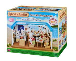 Sylvanian Familes Seaside Restaurant £24.99 @ ELC - Free click and collect