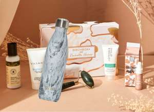 Get a free S'well bottle with Birchbox Subscription using code