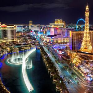 5 nights Las Vegas Feb 5* Wynn hotel with breakfast + Direct BA flights LGW + 23kg luggage £618pp (£1236 total) + £150 RF @ British Airways