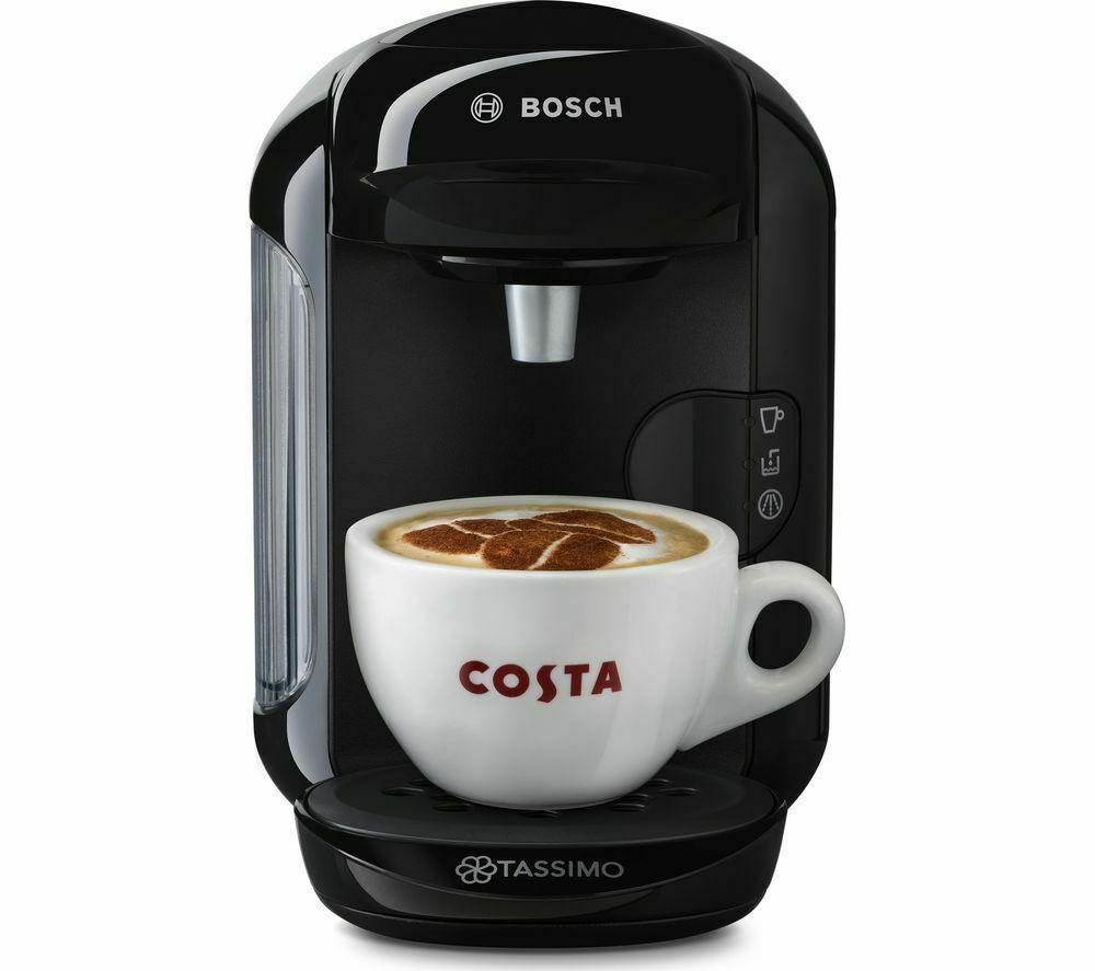 TASSIMO by Bosch Vivy2 TAS1402GB Hot Drinks Machine - Black £39 - Currys Ebay