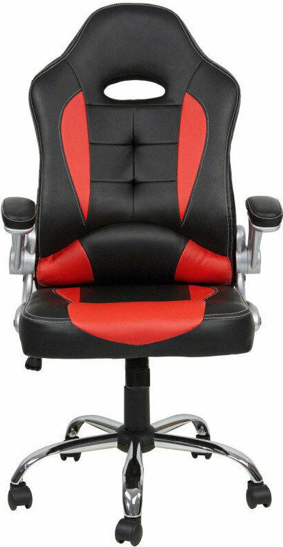 EG 210 Black and Red Gaming Chair £58.47 ebuyer_uk_ltd Ebay