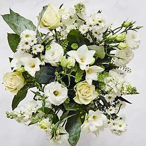 40% off Scented Moon Bouquet with voucher Code @ Serenata £23.99 Delivered