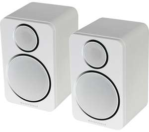 WHARFEDALE DX-2 Satellite Speakers - White now £39.97 delivered at Currys