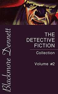 The Detective Fiction Collection #2 Kindle Edition - Free @ Amazon