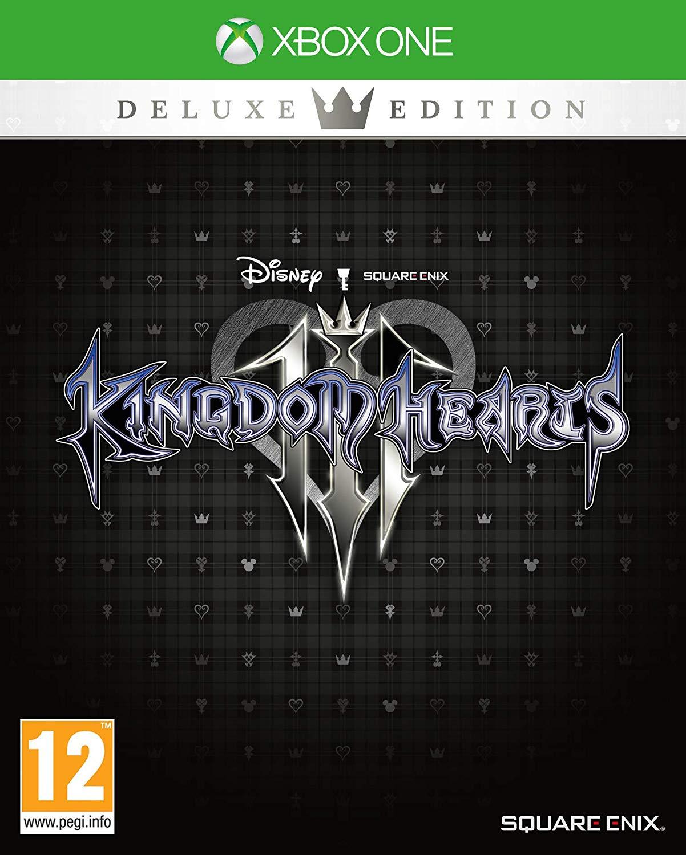 Kingdom Hearts 3 Deluxe Edition (XBox One) £25.21 Delivered @ Amazon