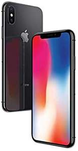 Brand New Apple iPhone X 256GB Space Grey (solo) unlocked £605.36 @ Amazon