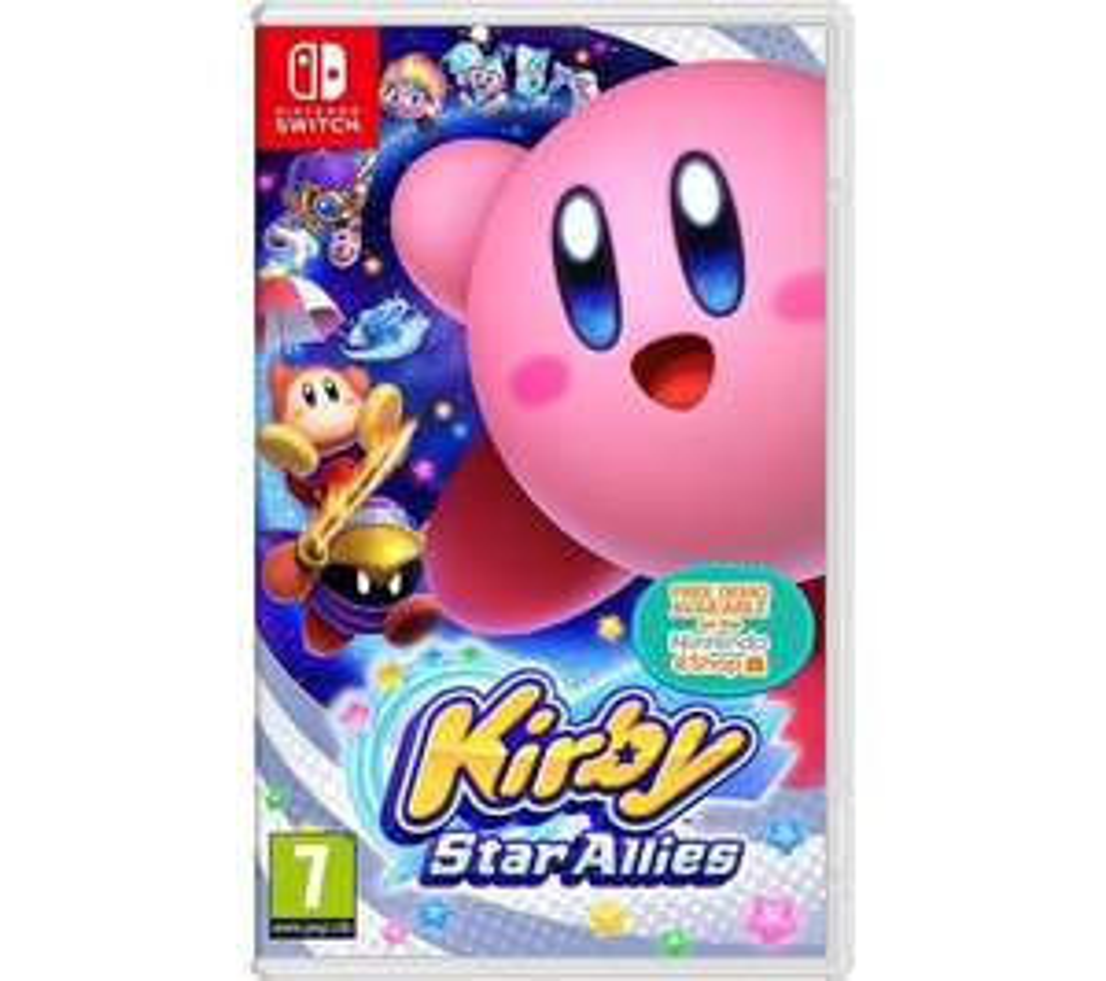 NINTENDO SWITCH Kirby Star Allies £37.99 @ Currys