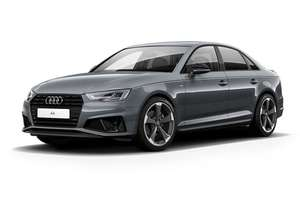 Audi Audi A4 Saloon Saloon 35 Tdi 163 Black Edition S Tronic £207.77 pm for 24m + £1869.93 + £360 fee Total £7216.42 @ RGW