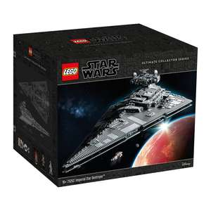 LEGO Star Wars 75252 Imperial Star Destroyer Set £425 (€498.04) delivered @ El Corte Ingles
