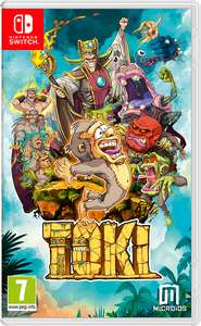 Toki for Nintendo Switch - Digital Purchase directly from Nintendo Website £5.99