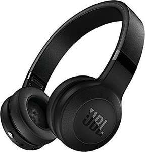 JBL C45BT Wireless On-Ear Headphones - Black £33.99 @ Amazon