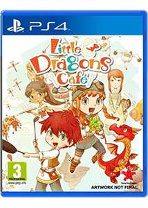 Little Dragons Cafe / Harvest Moon: Light of Hope Special Edition (PS4) £8.69 @ Base
