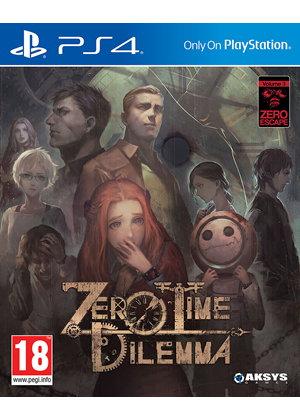 Zero Time Dilemma (PS4) £8.09 @ Base