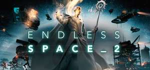 Endless Space 2 £8.74 and free weekend on Steam PC @ Steam Store