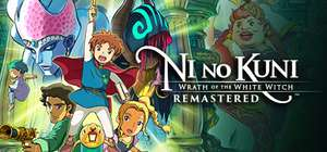 Ni no Kuni Wrath of the White Witch™ Remastered PC (Steam) now £23.99 at Steam