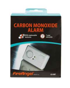 Fire Angel carbon monoxide alarm only £3.99 @ Aldi Didcot