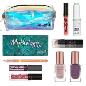 Barry M Your Essentials Makeup Goody Bag £15 at Barry M Shop