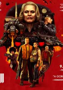 (PC) WOLFENSTEIN® II: The New Colossus™ £6.93 at Humble Bundle Choice / £7.49 Standard