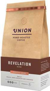 Union Coffee Espresso Grind Half price - £2.50 Instore at Sainsburys